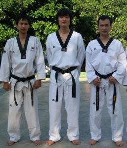 Sabeum John, Mr. Kim Jong Rae dan Sabeum Doni Yudaka