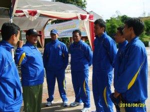 Arahan Ketua Pengcab TI Kab. Kuningan Sekwan DPRD Kab. Kuningan Bapak H. M. Ridwan