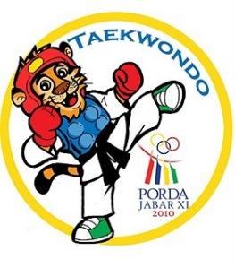 Porda Jabar XI 2010 Cabor Taekwondo