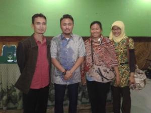 Foto bersama Ketum TI Jabar