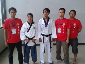 Tim Taekwondo Kab. Kuningan