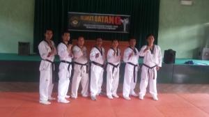 Jjaran Pelatih Taekwondo Kab. Kuningan
